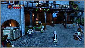 12 - Tortuga - walkthrough - The Curse of the Black Pearl - LEGO Pirates of the Caribbean: The Video Game - Game Guide and Walkthrough