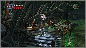 6 - A Touch of Destiny - walkthrough - Dead Man's Chest - LEGO Pirates of the Caribbean: The Video Game - Game Guide and Walkthrough