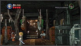 14 - A Touch of Destiny - walkthrough - Dead Man's Chest - LEGO Pirates of the Caribbean: The Video Game - Game Guide and Walkthrough