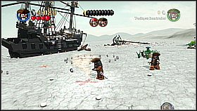 2 - Davy Jones Locker - walkthrough - At World's End - LEGO Pirates of the Caribbean: The Video Game - Game Guide and Walkthrough
