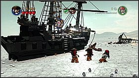 3 - Davy Jones Locker - walkthrough - At World's End - LEGO Pirates of the Caribbean: The Video Game - Game Guide and Walkthrough