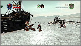 4 - Davy Jones Locker - walkthrough - At World's End - LEGO Pirates of the Caribbean: The Video Game - Game Guide and Walkthrough