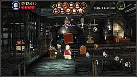 8 - Davy Jones Locker - walkthrough - At World's End - LEGO Pirates of the Caribbean: The Video Game - Game Guide and Walkthrough