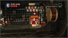 10 - Davy Jones Locker - walkthrough - At World's End - LEGO Pirates of the Caribbean: The Video Game - Game Guide and Walkthrough