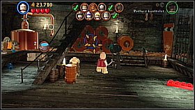 11 - Davy Jones Locker - walkthrough - At World's End - LEGO Pirates of the Caribbean: The Video Game - Game Guide and Walkthrough