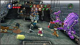 12 - Davy Jones Locker - walkthrough - At World's End - LEGO Pirates of the Caribbean: The Video Game - Game Guide and Walkthrough