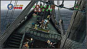 13 - Davy Jones Locker - walkthrough - At World's End - LEGO Pirates of the Caribbean: The Video Game - Game Guide and Walkthrough