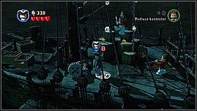 1 - Norrington's Choice - walkthrough - At World's End - LEGO Pirates of the Caribbean: The Video Game - Game Guide and Walkthrough
