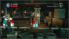 3 - Norrington's Choice - walkthrough - At World's End - LEGO Pirates of the Caribbean: The Video Game - Game Guide and Walkthrough