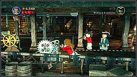 4 - Norrington's Choice - walkthrough - At World's End - LEGO Pirates of the Caribbean: The Video Game - Game Guide and Walkthrough