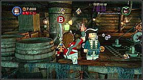 6 - Norrington's Choice - walkthrough - At World's End - LEGO Pirates of the Caribbean: The Video Game - Game Guide and Walkthrough