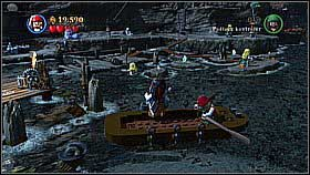 12 - Whitecap Bay - walkthrough - On Stranger Tides - LEGO Pirates of the Caribbean: The Video Game - Game Guide and Walkthrough