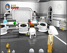 1 - Secret Plans - Story Mode - Episode IV - LEGO Star Wars II: The Original Trilogy - Game Guide and Walkthrough