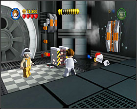 3 - Secret Plans - Story Mode - Episode IV - LEGO Star Wars II: The Original Trilogy - Game Guide and Walkthrough