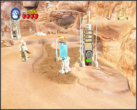 5 - Through the Jundland Wastes - Story Mode - Episode IV - LEGO Star Wars II: The Original Trilogy - Game Guide and Walkthrough