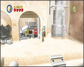 2 - Mos Eisley Spaceport - Story Mode - Episode IV - LEGO Star Wars II: The Original Trilogy - Game Guide and Walkthrough