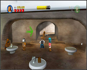 You're in the Cantina now - Mos Eisley Spaceport - Story Mode - Episode IV - LEGO Star Wars II: The Original Trilogy - Game Guide and Walkthrough
