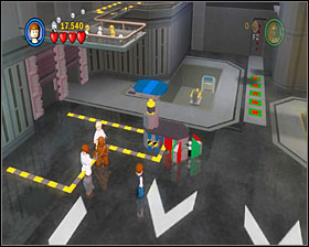 1 - Death Star Escape - Story Mode - Episode IV - LEGO Star Wars II: The Original Trilogy - Game Guide and Walkthrough