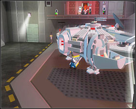 8 - Death Star Escape - Story Mode - Episode IV - LEGO Star Wars II: The Original Trilogy - Game Guide and Walkthrough