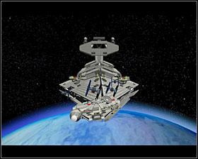 falcon flight   story mode - episode v - lego star wars ii
