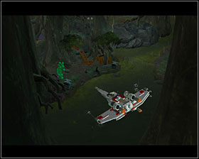 1 - Dagobah - Story Mode - Episode V - LEGO Star Wars II: The Original Trilogy - Game Guide and Walkthrough