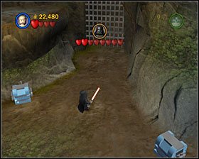 6 - Dagobah - Story Mode - Episode V - LEGO Star Wars II: The Original Trilogy - Game Guide and Walkthrough
