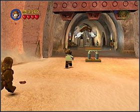 Lego star wars complete saga walkthrough wii jabba 39 s palace
