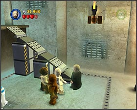 3 - Jabba's Palace - Story Mode - Episode VI - LEGO Star Wars II: The Original Trilogy - Game Guide and Walkthrough