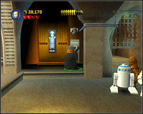 4 - Jabba's Palace - Story Mode - Episode VI - LEGO Star Wars II: The Original Trilogy - Game Guide and Walkthrough