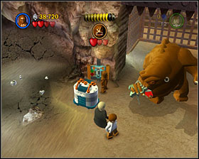 Jabbas Palace Story Mode Episode Vi Lego Star Wars Ii The