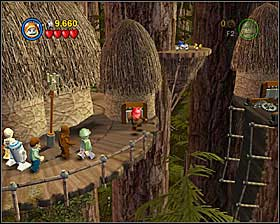 1 - The Battle of Endor - Story Mode - Episode VI - LEGO Star Wars II: The Original Trilogy - Game Guide and Walkthrough