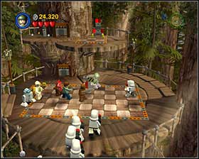 2 - The Battle of Endor - Story Mode - Episode VI - LEGO Star Wars II: The Original Trilogy - Game Guide and Walkthrough