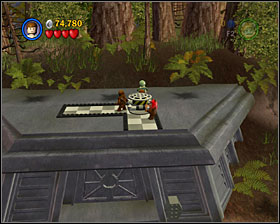 4 - The Battle of Endor - Story Mode - Episode VI - LEGO Star Wars II: The Original Trilogy - Game Guide and Walkthrough