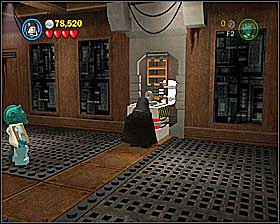 This minikit is fairly easy to get even in Story Mode - it's in the room where you've found R2 - Through the Jundland Wastes - Freeplay Mode - Episode IV - LEGO Star Wars II: The Original Trilogy - Game Guide and Walkthrough