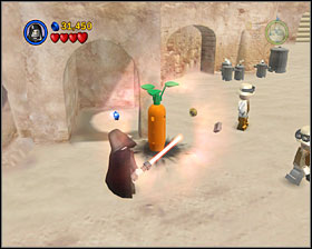 2 - Mos Eisley Spaceport - Freeplay Mode - Episode IV - LEGO Star Wars II: The Original Trilogy - Game Guide and Walkthrough
