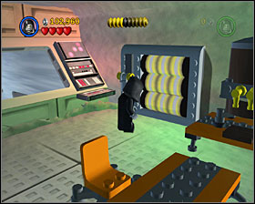 Go back to the junction from #9, and this time head right - Escape from Echo Base - Freeplay Mode - Episode V - LEGO Star Wars II: The Original Trilogy - Game Guide and Walkthrough