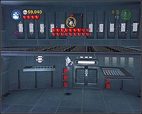 Lego star wars wii walkthrough episode 1 chapter 6