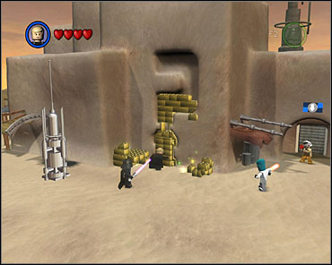 LEGO City is a world where Star Wars universe mixes with classic LEGO toys - Bonus Features - Misc - LEGO Star Wars II: The Original Trilogy - Game Guide and Walkthrough