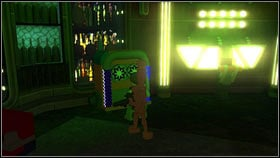 Use it to open a door leading to a club [1] - Bounty Hunter Missions - p. 1 - Other - LEGO Star Wars III: The Clone Wars - Game Guide and Walkthrough