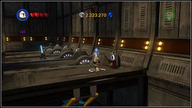 7 - Red Bricks - Separatist Ship - Other - LEGO Star Wars III: The Clone Wars - Game Guide and Walkthrough