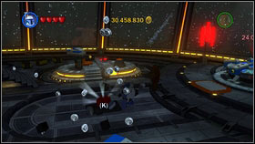 Head to the captain bridge [M2 - Red Bricks - Separatist Ship - Other - LEGO Star Wars III: The Clone Wars - Game Guide and Walkthrough