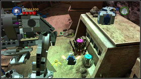 #3_2 - Asajj Ventress - p. 6 - Free play - LEGO Star Wars III: The Clone Wars - Game Guide and Walkthrough