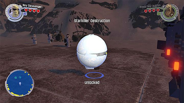 Bonus Mission - Starkiller Destruction | Walkthrough - LEGO Star ...