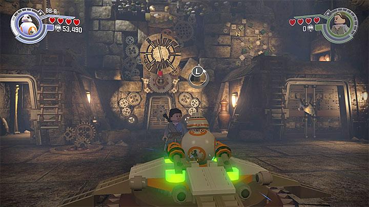 Chapter 5 - Maz's Castle | Walkthrough - LEGO Star Wars: The Force ...