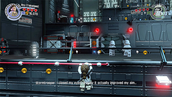 Chapter 9 - Destroy Starkiller Base | Walkthrough - LEGO Star Wars ...