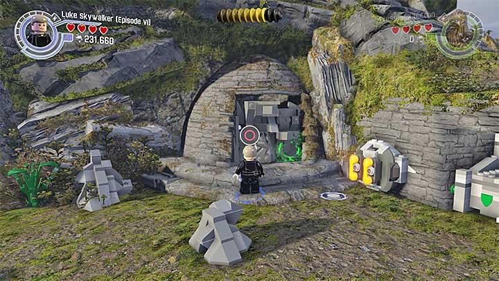 Epilogue - Luke's Island | Minikits and red bricks - LEGO Star Wars ...