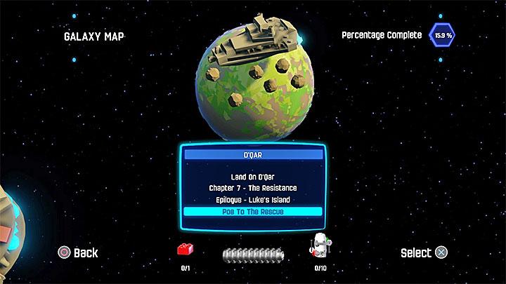 Poe to the Rescue | Walkthrough - LEGO Star Wars: The Force Awakens ...