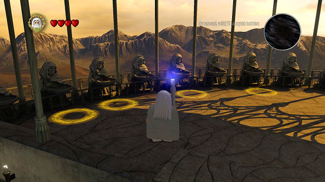 Lord Of The Rings Xbox  Lego Walkthrough
