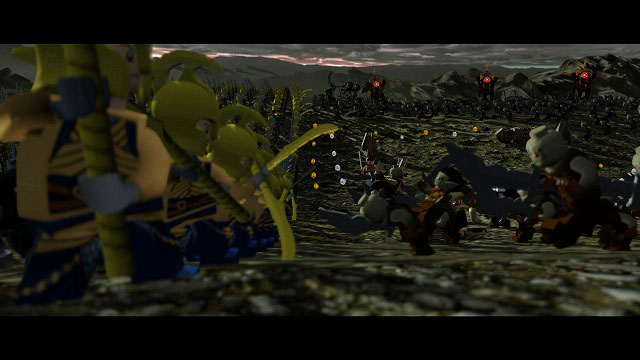 Prologue   Walkthrough - Act I - LEGO The Lord of the Rings Game ...