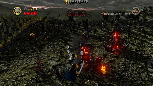 lego lord of the rings game freezes